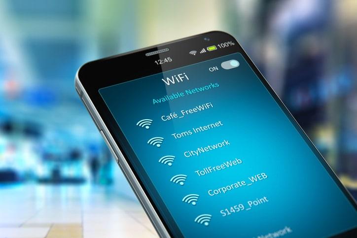 Wifi slow