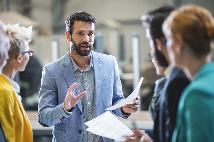 CEO and Sales teams