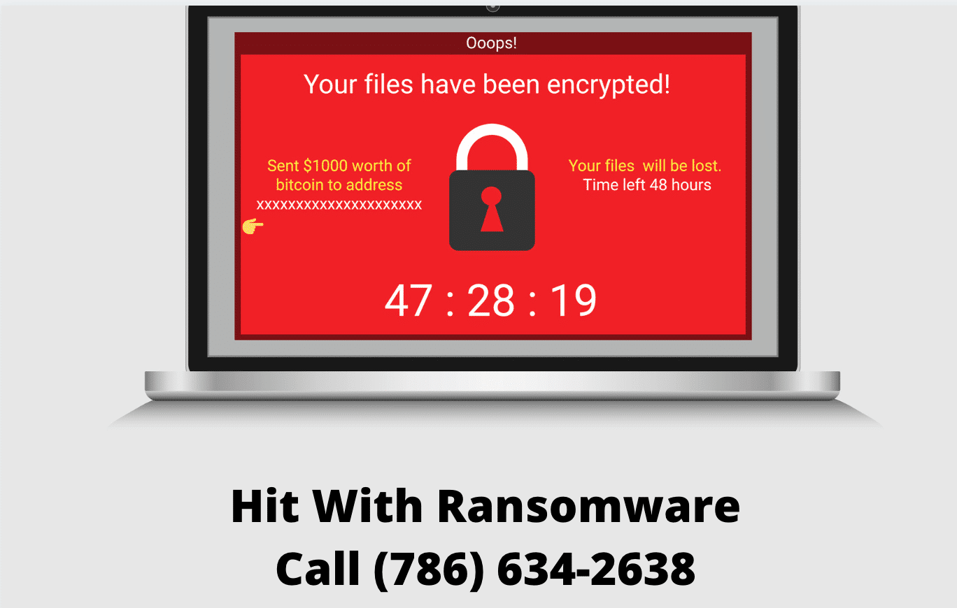 Ransomware Recovery Fort Lauderdale
